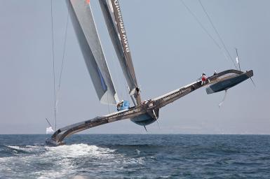 The Latin sails of Saint-Tropez:  A 16th edition is being profiled