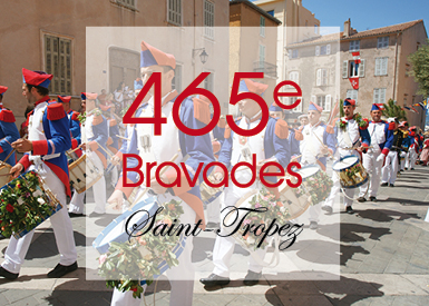 456th Bravades Saint-Tropez Friday 16th to Sunday 18th of May 2014