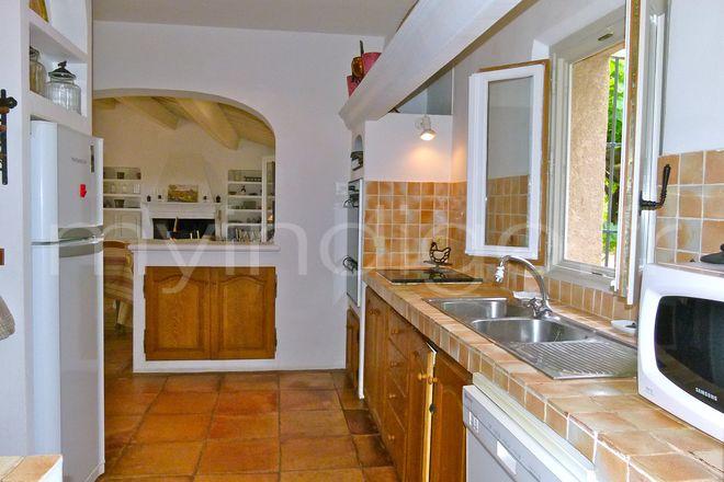 Bastide des agapanthes ramatuelle for Interieur mas provencal